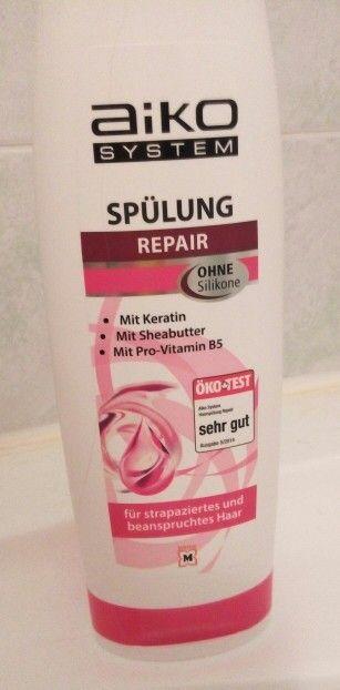 #haarspülung