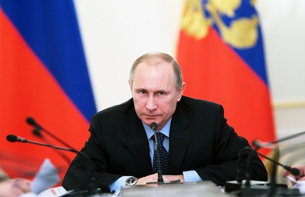 Владимир Путин на заседании президиума Экономического совета