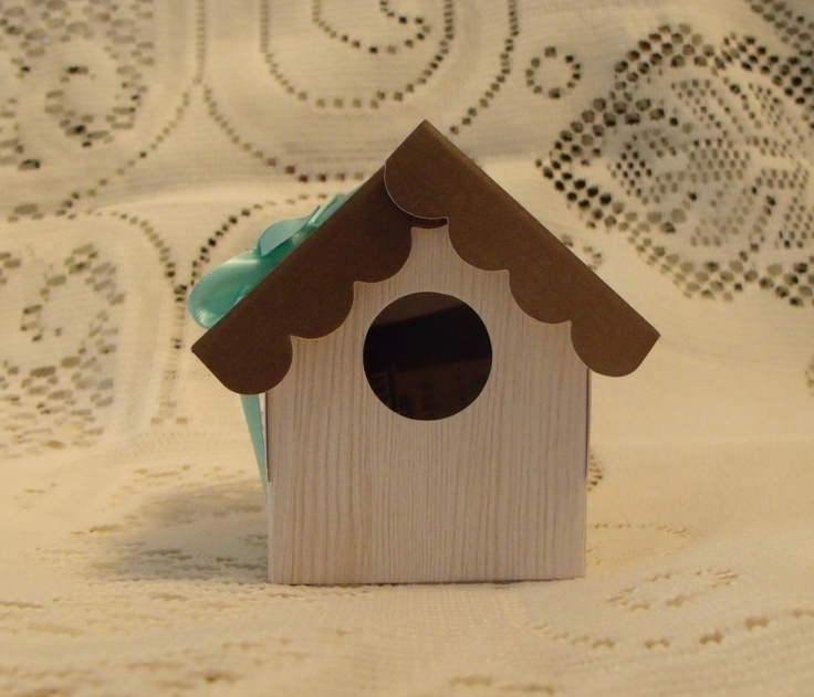 43 best diy christmas birdhouses images on pinterest birdhouses diy birdhouse kit solutioingenieria Images