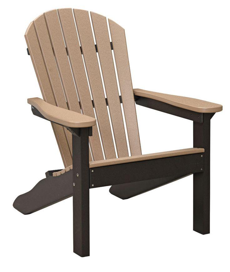 Comfo Back Adirondack Chair