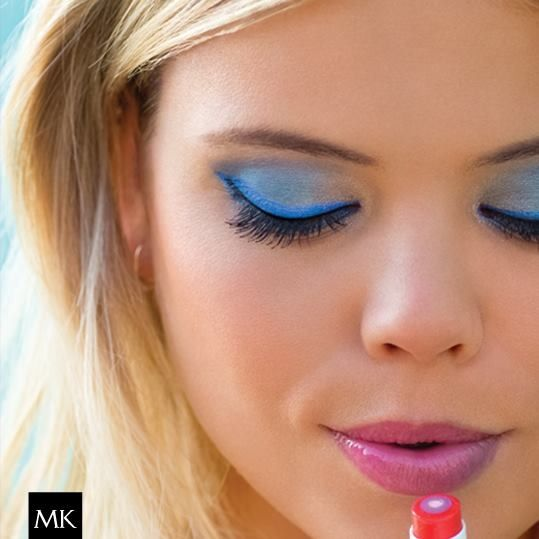 Loving our NEW Blue My Mind Liquid Eye Liner!!!!