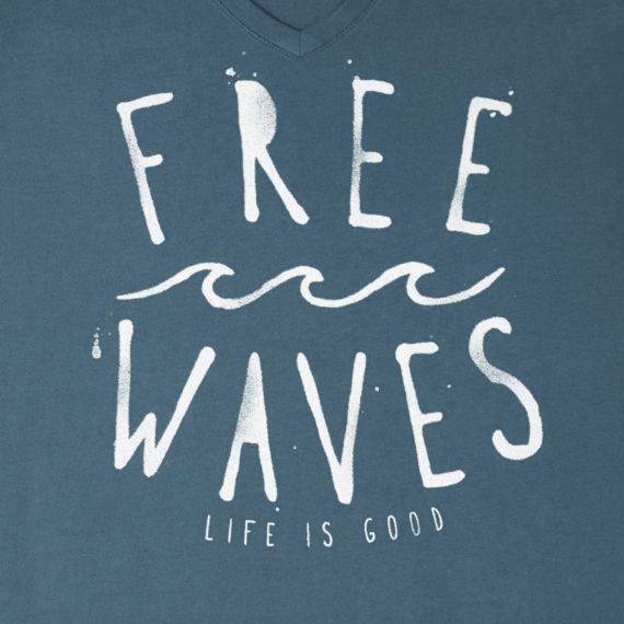 Women's Free Waves Newbury Vee