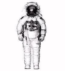 Spaceman suit