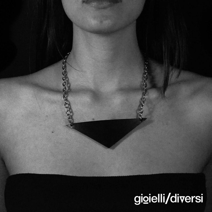 ▼Black pvc and metal jewelry▼  Handmade with passion, cutter and pliers. Pictures from our photo shoots.