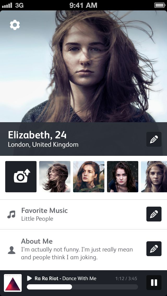 Music_player #UI #UX #mobile