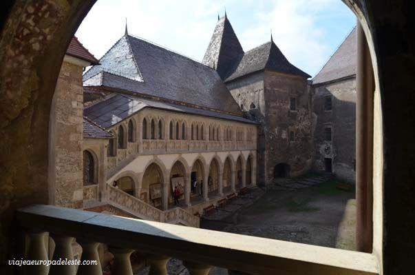 Visita al castillo de #Hunedoara, #Rumania