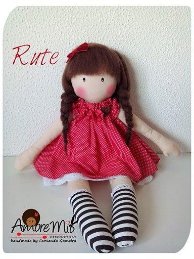 "Boneca ""Rute"""