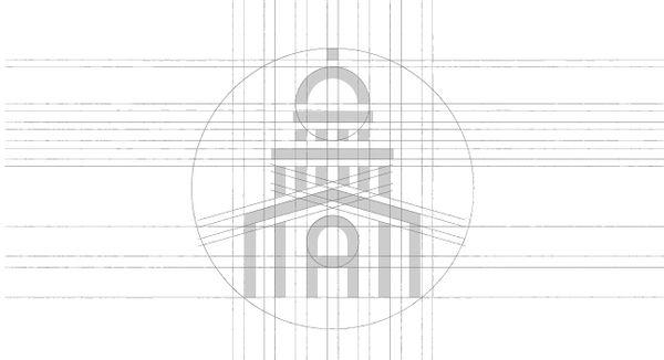Projet de logo pour l'université Paris II | Phileman   Agence de communication et de design   Nantes / Lorient