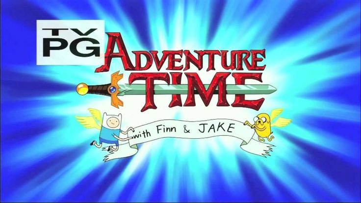 """The opening them to Adventure time is critical to setting the mood for the show. Though the song is incredibly short, it gives off a sound of happiness and wonder. The song also quickly summarizes what the show is about, """"grab your friends...travel to distant lands""""."""
