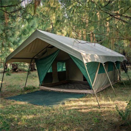 Best 25 canvas tent ideas only on pinterest bell tent for Cheap wall tents for sale