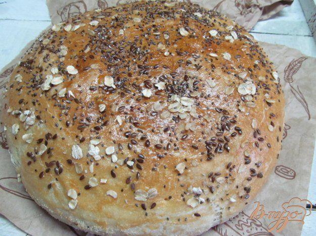 Белый хлеб с зернами чиа и - пошаговый рецепт с фото
