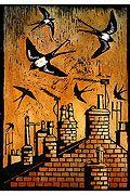 © Ian MacCulloch, Swallows return.