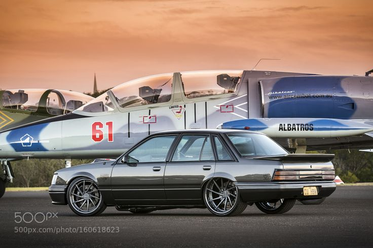 Anthony's Holden VK Commodore by HoskingInd
