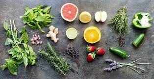 Garnish, Gin and tonic, Fruit and veg, ginger, lime, lemon, grapefruit, pepper, mint, strawberries, rosemary