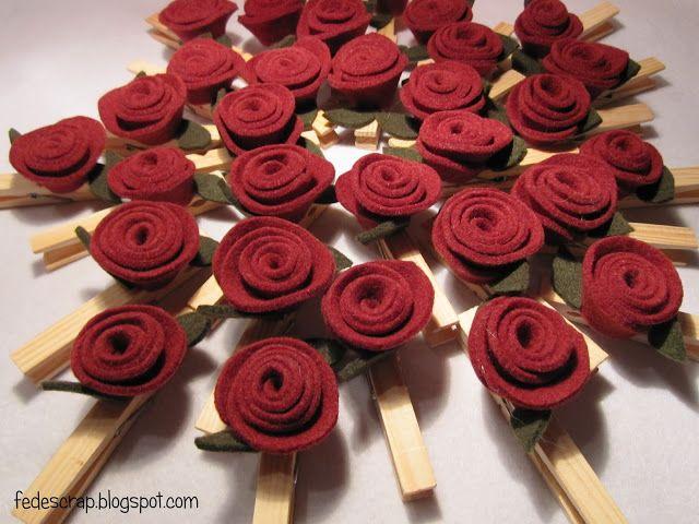 FedeScrap: Mollettine con le rose...