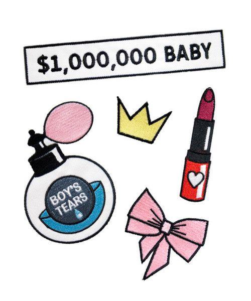 Naszywki,plaster,  wszywki,kokardka, napis, pomadka, szminka, kosmetyki, serduszko, serce, naszywkowe love modne , dizajn, autorskie, pantofelek, nadruk, haft, z haftem, haftowane, szyte, szycie , do naszycia, kolorowe , sliczne, piekne, pantofelek, korona, perfumy, milion dollar, baby, nasyte, wybor, jakosc, buttony, emblematy, but, korona, ksiezniczka,