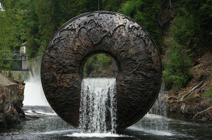 All Nature Flows Through Us, 2011  Marc Quinn