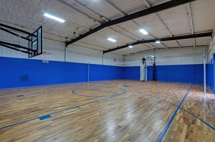 61 best indoor basketball courts images on pinterest for Indoor basketball court cost estimate