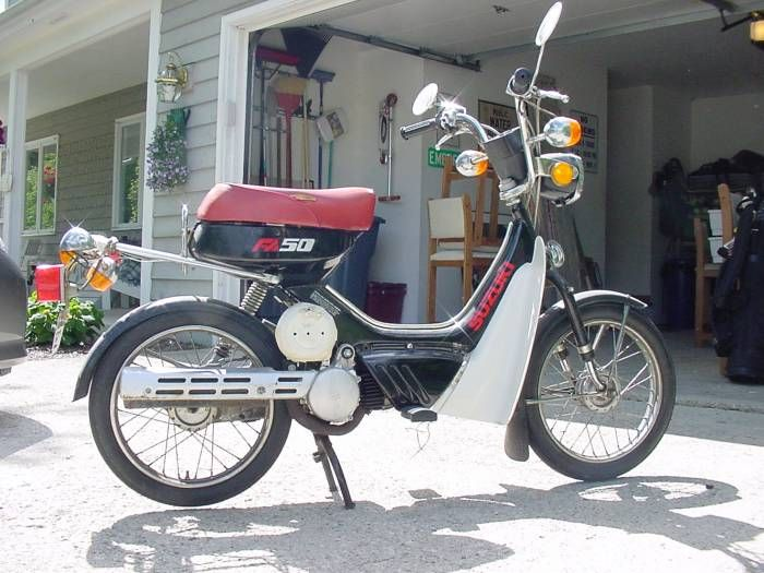 1987 Suzuki FA50