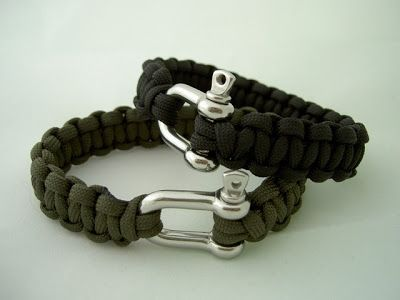 Just completed a few orders for my customers:   1. Black on shackle and OD on shackle   2. OD with brown bead, and red on brown bead   3. AC...