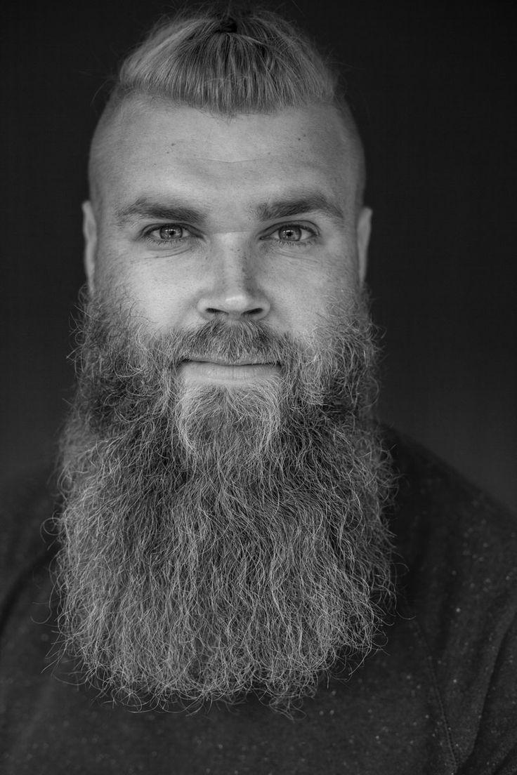 Handsome guy with dope beard.   Model: My boyfriend Jonas photo and edit: Sofie Kirkeby / Sofkirke Photography