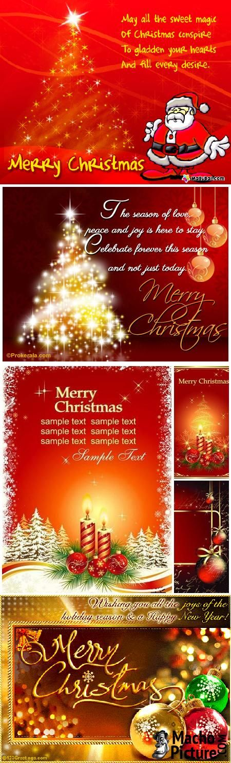 45 best CHRISTMAS GREETING IMAGES images on Pinterest Recipes - christmas greetings sample