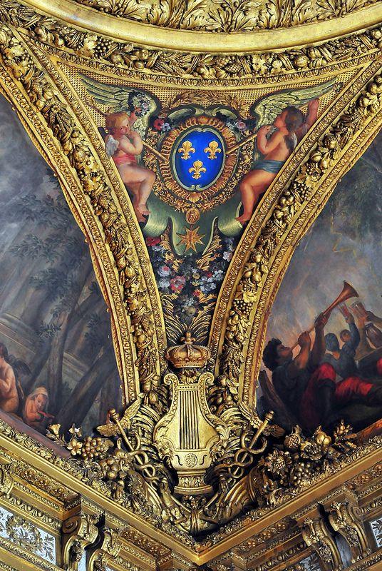 780 best Versailles vu de lintrieur images on Pinterest Marie