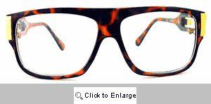 Dexter Sport Clear Lens Glasses - 311 Tortoise