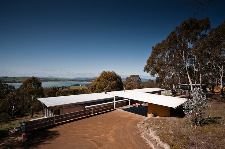 Ben Richardson | Ridgeline Pottery | Tasmanian Architectural Photographer | Jonathan Wherrett • Architecture in Tasmania    http://www.jonathanwherrett.com/architecture/architecture/ben-richardson-ridgeline-pottery/#