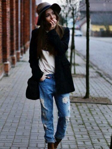 Sonbaharın Sokak Modası!,  #2014 #sokakmodası #sonbahar