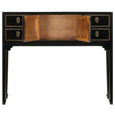 The Nine Schools Classic Chinese Console Table & Reviews | Wayfair UK