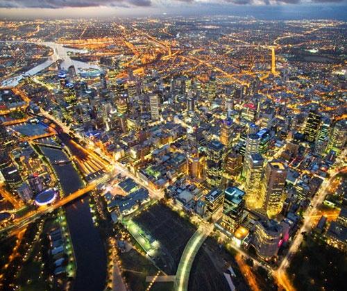Melbourne, Victoria <3