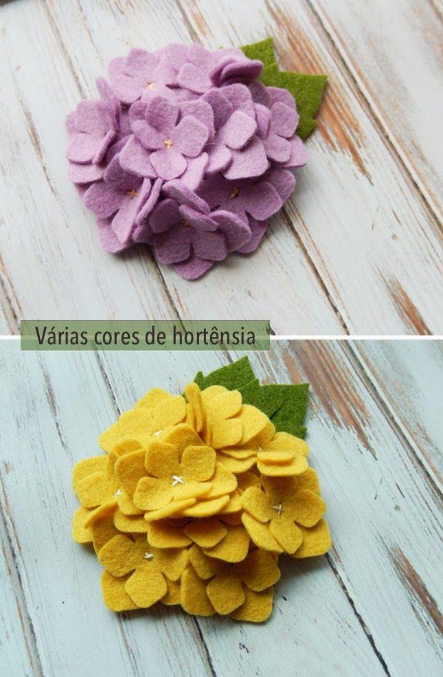 Reciclar decorar é vintage: Flores em feltro, e um antes e depois, Oratório