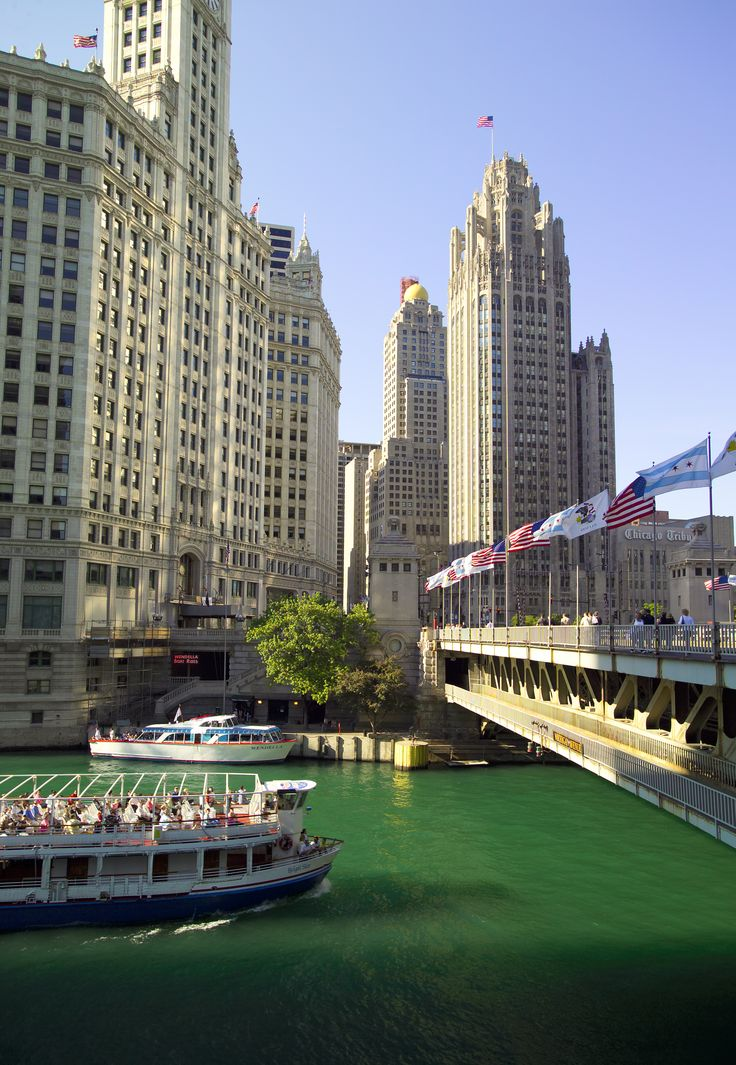 Architectural Boat Tour. #chicago #summer #boat_tour