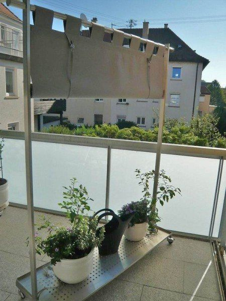 die 25 besten ideen zu paravent balkon auf pinterest. Black Bedroom Furniture Sets. Home Design Ideas