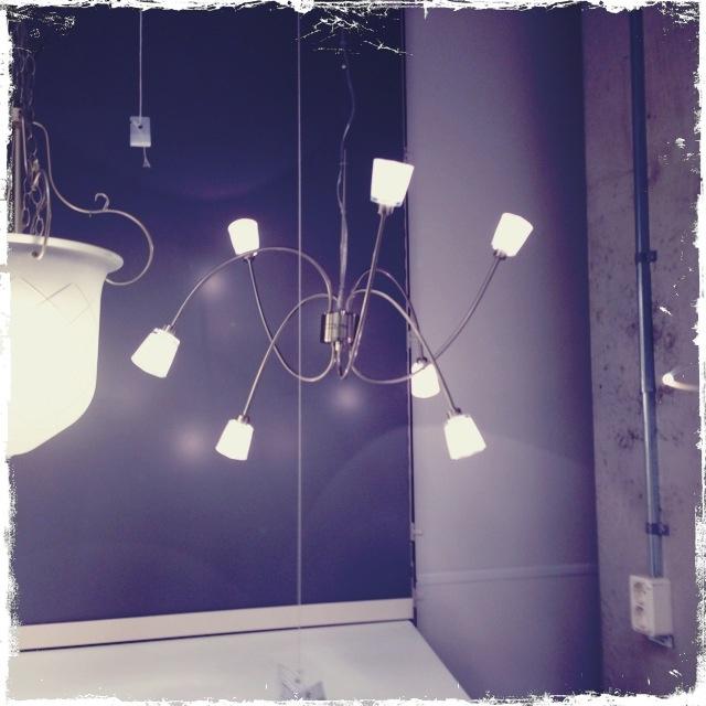 Lampor för hallen?