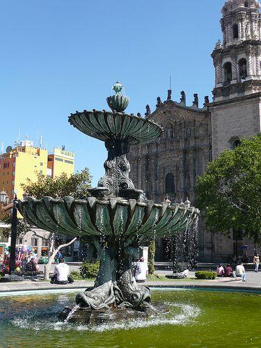 Plaza del Carmen, San Luis Potosí, Mexico