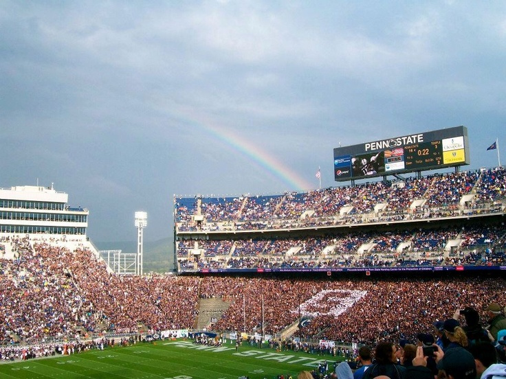 The 25 best beaver stadium ideas on pinterest penn for Beaver stadium wall mural