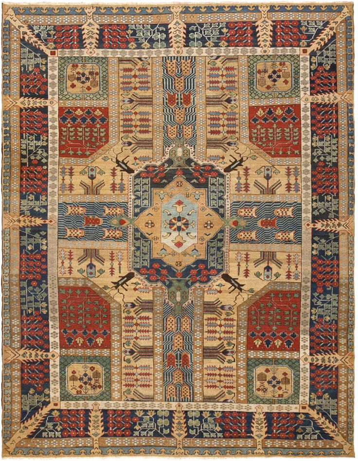 Antique Northwest Persian Rug 45763