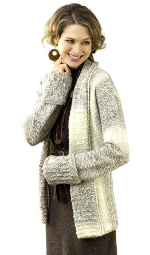 Free Knitting Pattern Long Hooded Cardigan : 78 Best images about Knitted and Crochet Jackets and ...
