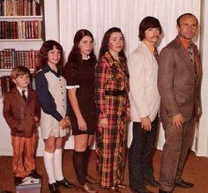 1970s family photos   70s family photos on Pinterest   1970s, Bad Family Photos and 1980s