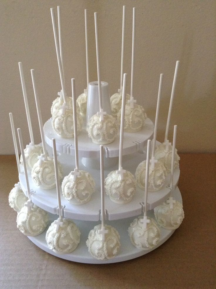 Cake Pops Ideas For Christening : Best 25+ Baptism Cake Pops ideas on Pinterest Baptism ...