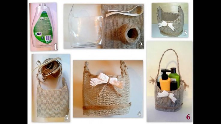 IDEAS for home Decorations... Recycling the TRASH