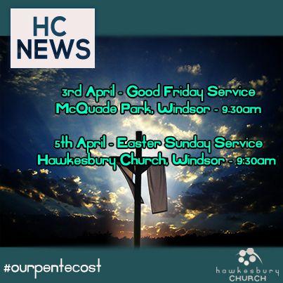 Easter @ Hawkesbury Church