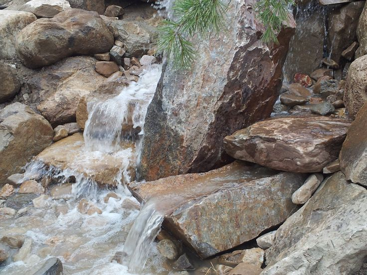 66 best images about waterfalls and feature and fountain for Landscaping rocks ocala florida