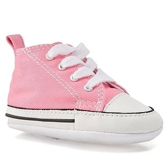 ShopStyle: Converse First Star Girls' Infant Crib Shoe - Pink
