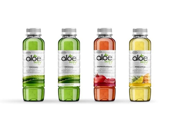 Aloe Vera Drink Packaging