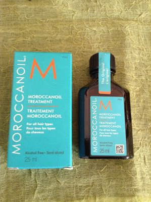Moroccanoil Treatment | Beauty Notes by Athina