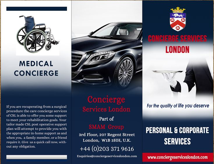 Concierge Services London provide a range of personal and business services that deliver the quality of life you deserve. Hotel bookings, Private hospital bookings, medical concierge, post operation care, post operation support, care for the elderly, luxury lifestyle management, VIP services, exclusive concierge services, elite services, access private members clubs,  events managers, business meeting interpreter, translator, interpreting services London, job staffing. Visit & add to…