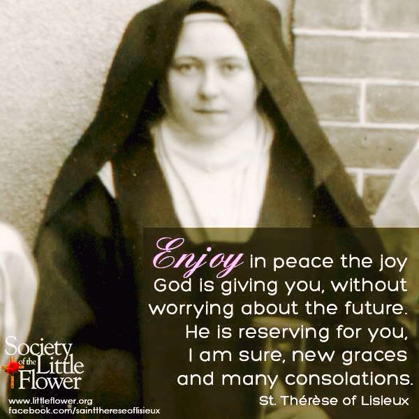 St. Therese,The Little Flower